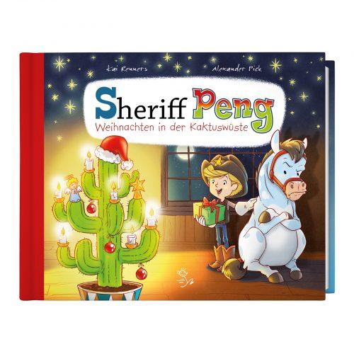 Sheriff Peng – Weihnachten in der Kaktuswüste
